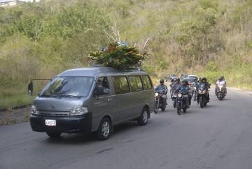 Entierran a escolta de alcalde de Carrizal