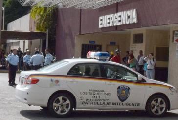 Dos heridos deja tiroteo entre bandas rivales de La Matica