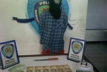 En el terminal de La Hoyada atraparon a presunto violador
