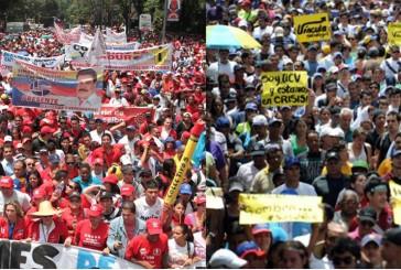 Jóvenes marcharon para celebrar el Día de la Juventud