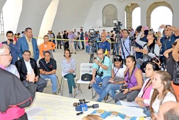 Nuncio Apostólico: El diálogo  se promueve a través de los medios