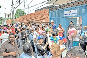 Movilización masiva en primarias del PSUV