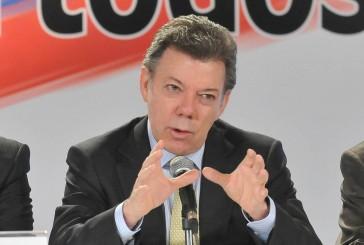 Santos pide respuesta a Venezuela por su nota de protesta