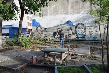 Metro Los Teques le cambiará la cara al parque 19 de abril