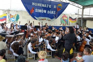 Concierto en homenaje a Simón Díaz