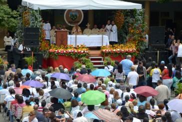 Papa Francisco bendijo la Diócesis de Los Teques en su 50 aniversario