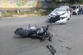 Motorizados heridos colmaron emergencia del HVS