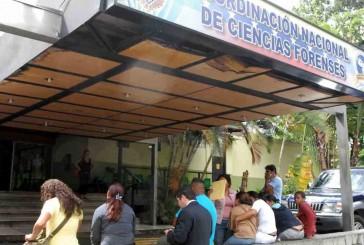 42 cadáveres ingresaron a Bello Monte durante el fin de semana