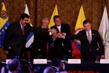 Venezuela y Colombia acuerdan retorno de sus embajadores