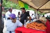 Expendieron 6.500 kilos de alimentos  a trabajadores de Cantv