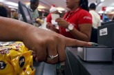 Supermercados privados instalaron captahuellas