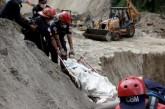 Asciende a 161 la cifra de muertos por alud en Guatemala