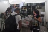 Reducen venta de víveres en  Mercado de El Paso