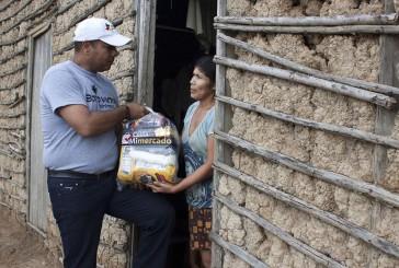 Plan Hambre Cero brindará ayuda alimentaria a más de 100 mil mirandinos