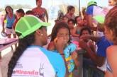 Casi un millón de temporadistas prefirió a Miranda en Carnavales