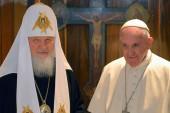 Papa Francisco llegó a Cuba