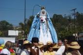 Virgen de La Candelaria visita hoy Los Salias