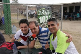 RV 102.1 FM apoya el beisbol menor de los Altos Mirandinos