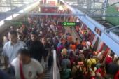 Mantenimiento en túnel Carrizalito colapsó Metro Los Teques