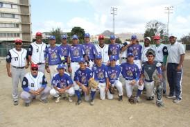 Chamos de Guaicaipuro lograron 7 triunfos en 8 encuentros del zonal