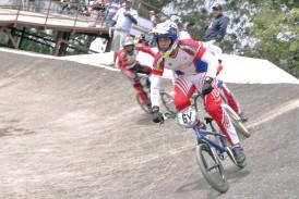 Sanantoñero Milano trajo oro de Chile del Latinoamericano de BMX