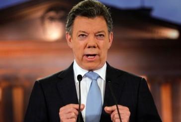 Santos ordena perseguir al ELN mientras no den muestra de querer paz