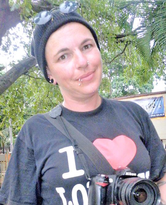 Muere  arrollada reportera gráfica