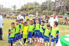 Halcones de Carrizal representarán a Venezuela en sub14 de la Copa América Centenario 2016