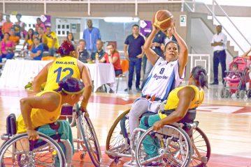 Criollos se destacaron en primera jornada del Open de Atletismo Paralímpico 2016