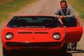 "Ferruccio Lamborghini, el ""agricultor"" que vendió su Ferrari"