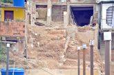 Construirán pantalla  para proteger 12 casas