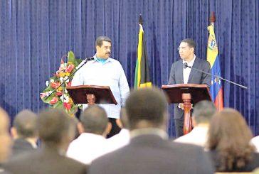 Venezuela mantendrá compromisos con Jamaica a través de Petrocaribe