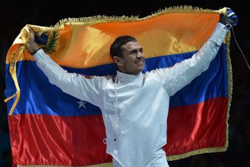 Limardo es el abanderado nacional para los Juegos Olímpicos