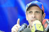 Capriles pidió no creer estrategia desesperanzadora del gobierno