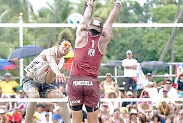 Venezuela buscará  hoy pase olímpico en repechaje de Voleibol