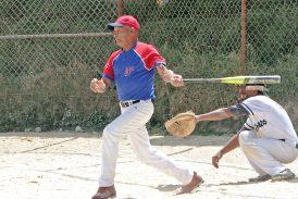 La Carroza del Pan ganó su primer jueguito en Los Cerritos