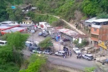 4 muertos dejó enfrentamiento en Cota 905