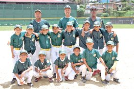 Cachorros sacó la casta y se tituló ante Guerreros en beisbol preinfantil