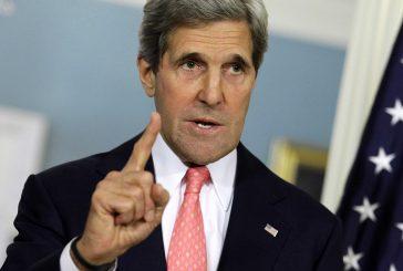 Kerry habló con Rodríguez Zapatero para apoyar diálogo en Venezuela