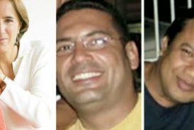 Tres periodistas desaparecidos en la frontera de Colombia