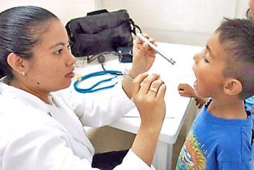 Salud Miranda reporta 595 casos de infecciones respiratorias