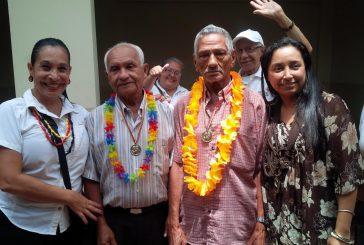 Abuelos Miranda celebró Día del Padre con bailes y diversión