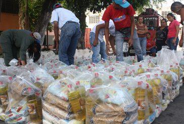 50 personas detenidas por presunto saqueo al depósito del Clap en Araya