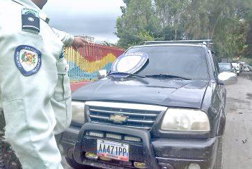 Grupo armado robó camioneta  en quinta de Sant Omero