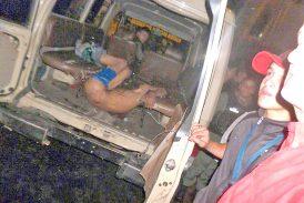 Intentaron linchar a ladrón en el 23 de enero