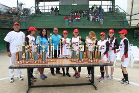 Inaugurado el XX Campeonato de Softbol Femenino en Carrizal