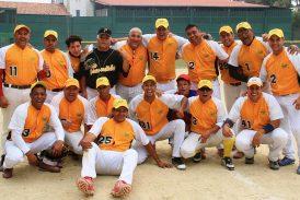 Matadero La Tropical y Turcos campeones en softbol C-1 y C-2