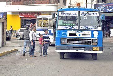 Transportistas se declaran en emergencia
