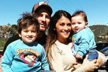 Messi se fue de vacaciones