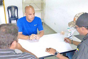 Fiscales visitan por segunda vez a Yony Bolívar